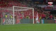 VÍDEO: grande contra-ataque do Dortmund e Hakimi marca o primeiro