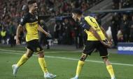 Dortmund venceu em Praga