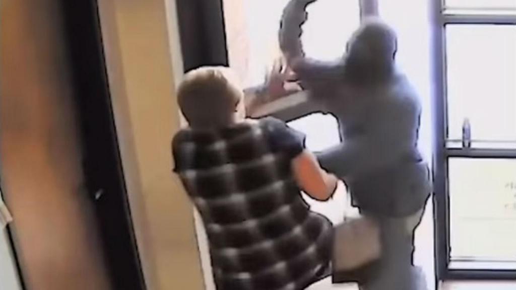 Tentativa de assalto a banco em Abilene, Texas