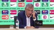 Fernando Santos explica ausência de João Cancelo