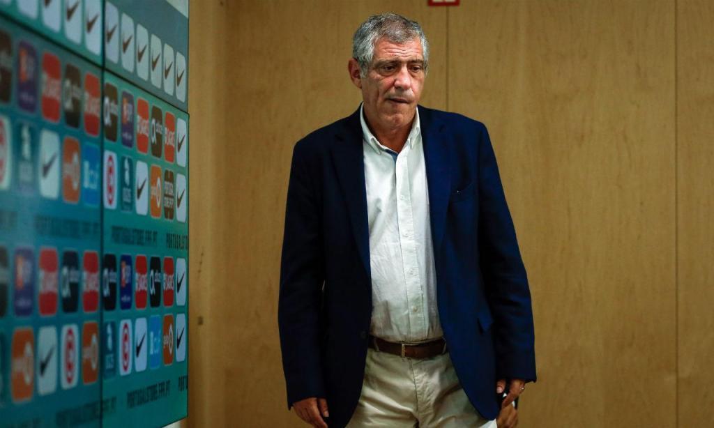 Fernando Santos (Lusa)