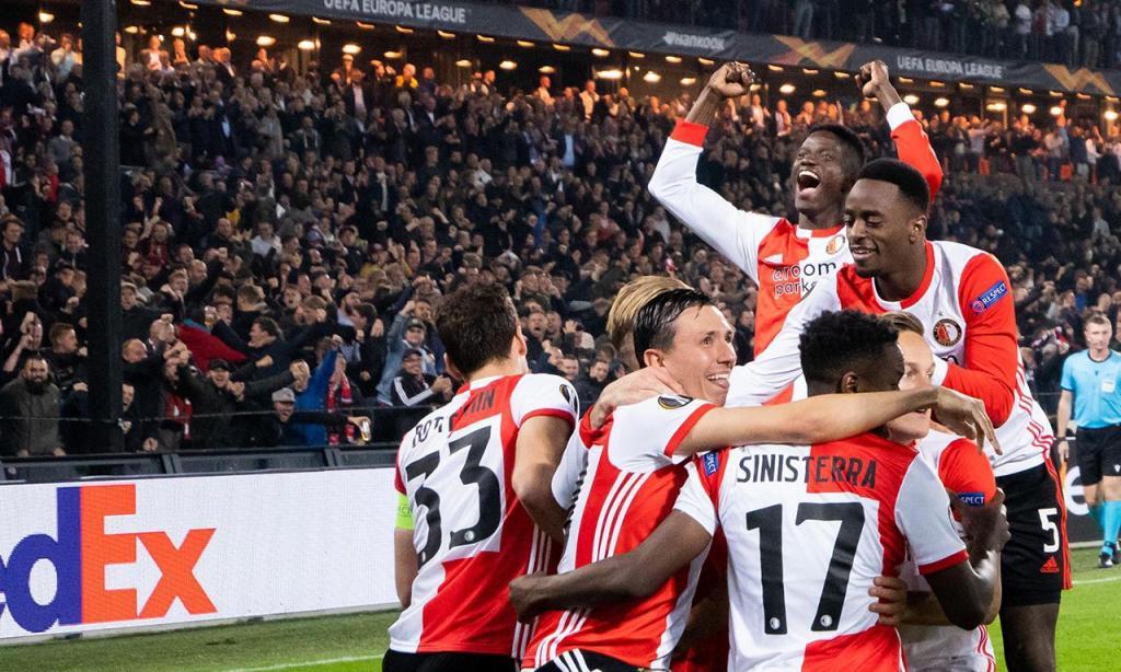 Feyenoord-FC Porto