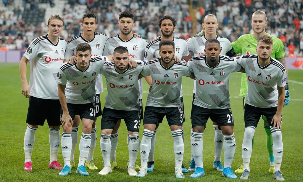 Besiktas-Wolves