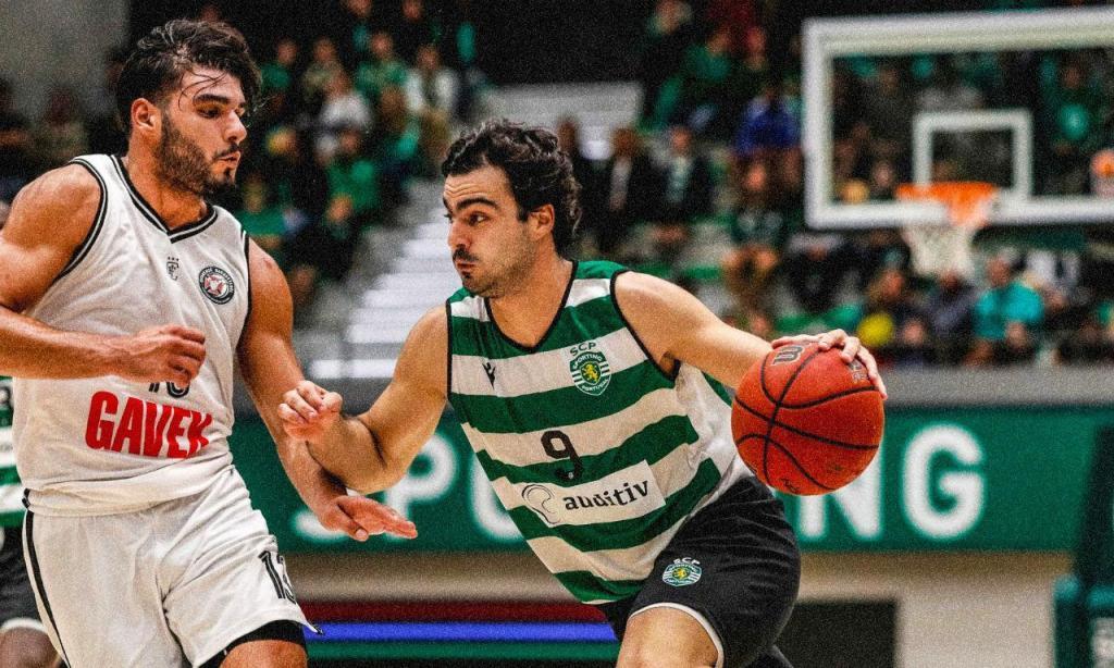 Sporting voltou a ter equipa de basket e ganhou na estreia