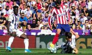 Atlético empatou em Valladolid