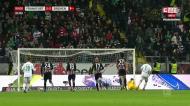 O resumo do Eintracht Frankfurt-Werder Bremen