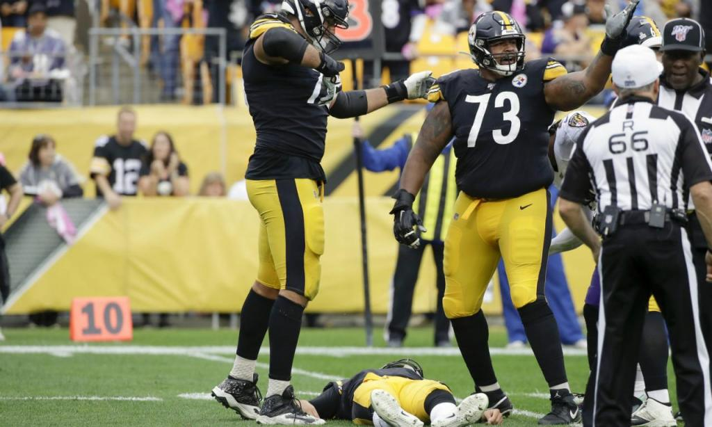 Pittsburgh Steelers-Baltimore Ravens