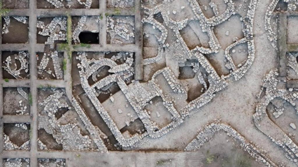 Cidade de Israel com cinco mil anos