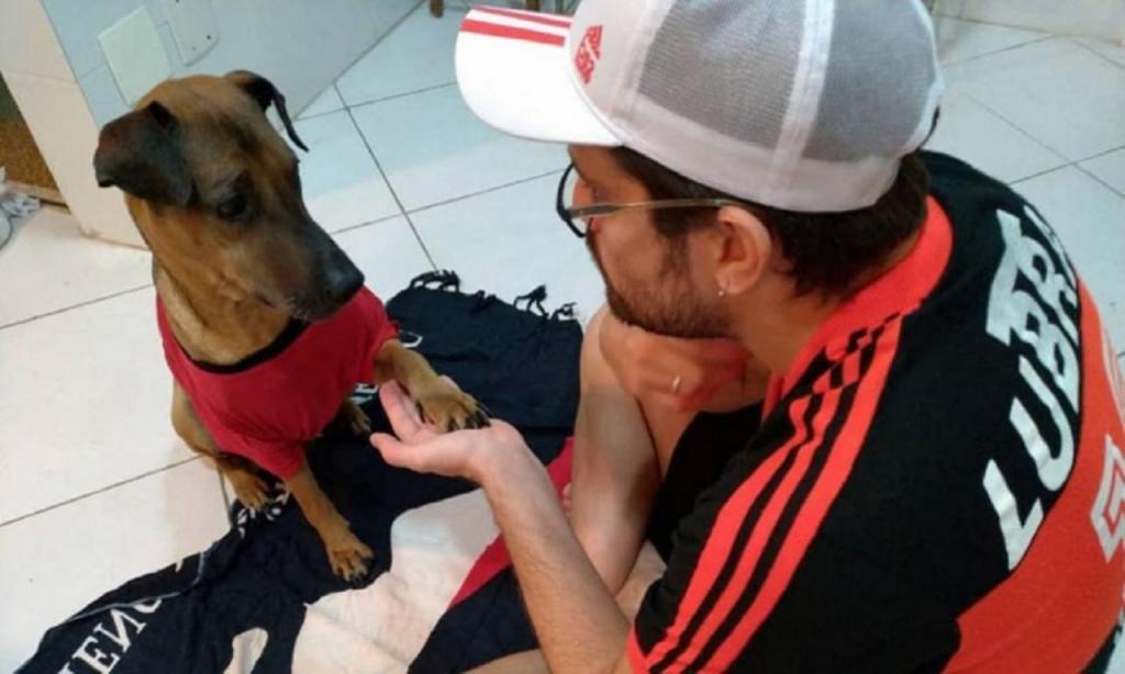 Adepto do Flamengo (Instagram)