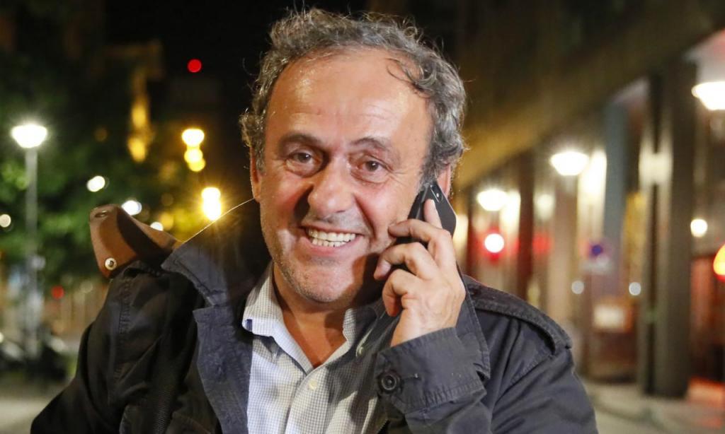 Michel Platini (AP)