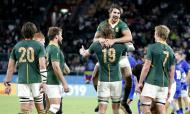 Mundial Râguebi: África do Sul (AP)