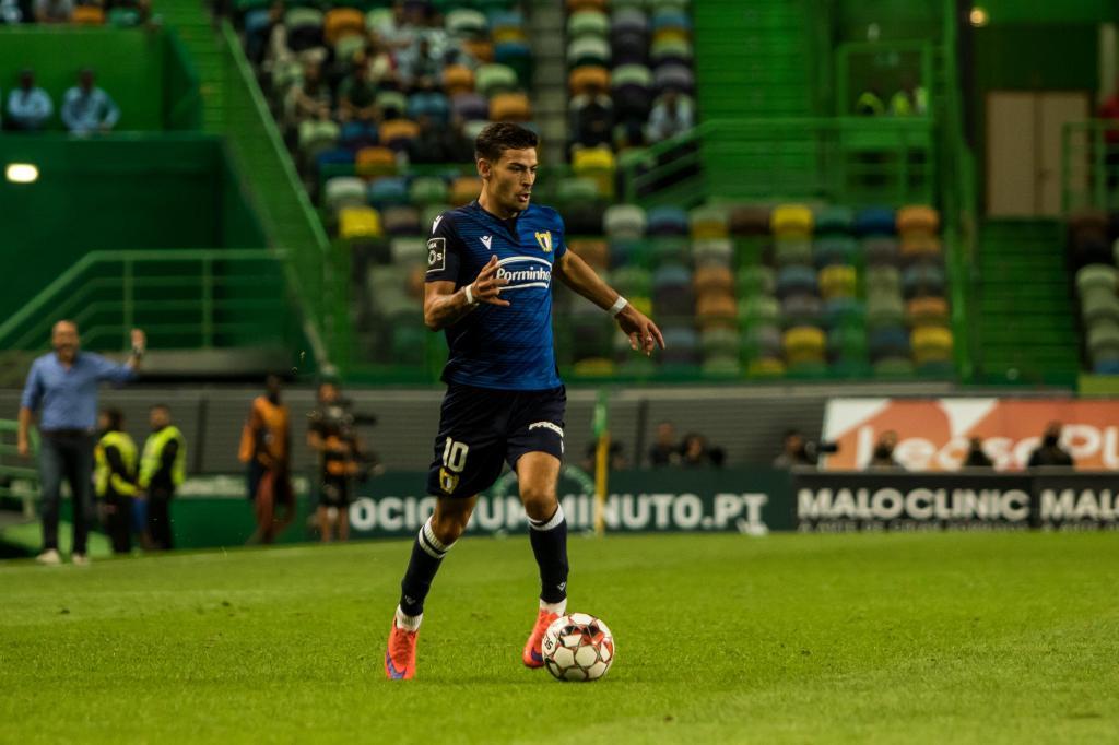 Rúben Lameiras (Foto: FC Famalicão)