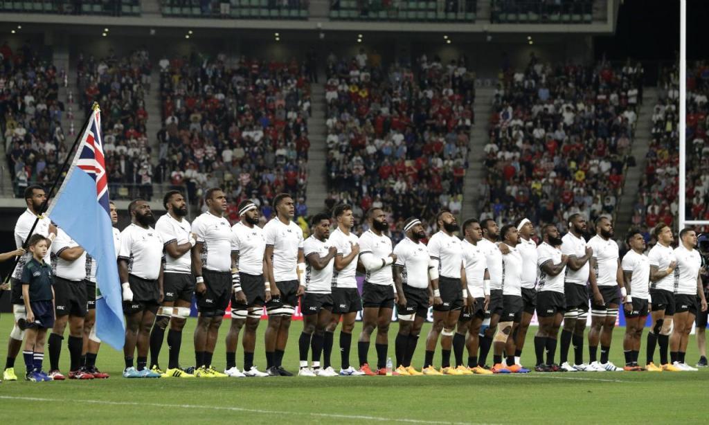 Mundial râguebi: Fiji (AP)