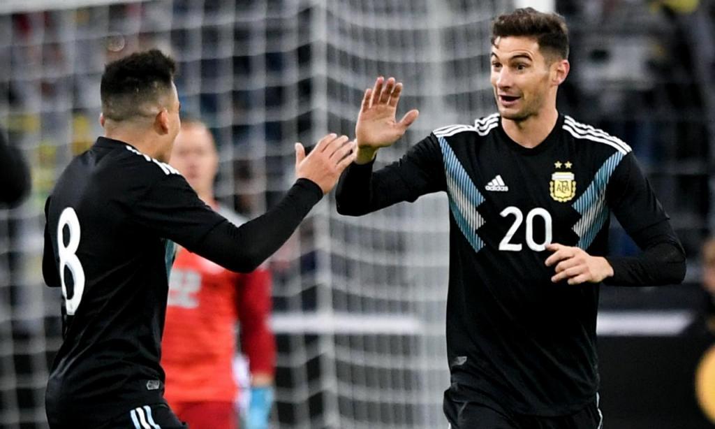 Alemanha-Argentina (EPA)