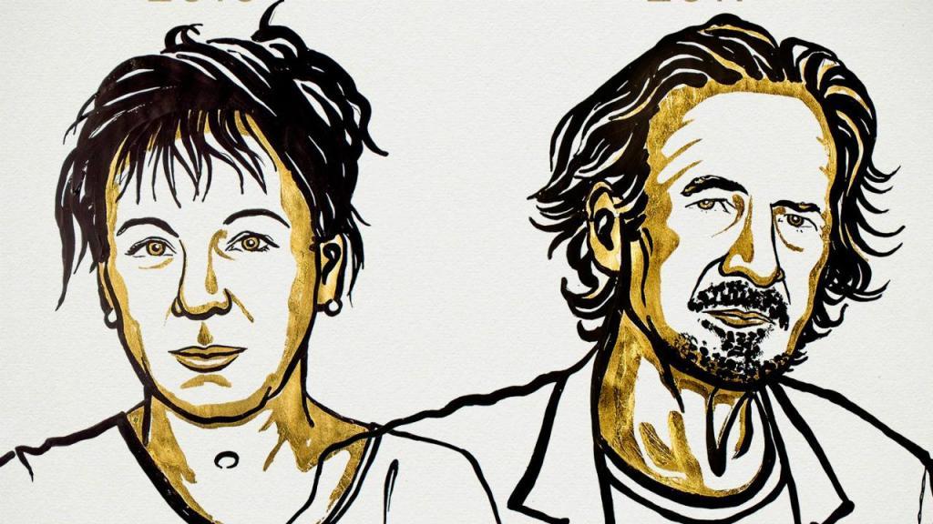 O Prémio Nobel da Literatura de 2018 foi ganho pela autora polaca Olga Tokarczuke o deste ano foi vencido porPeter Handke, austríaco