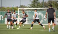 Sporting vence sub-23 em jogo treino (Sporting CP)