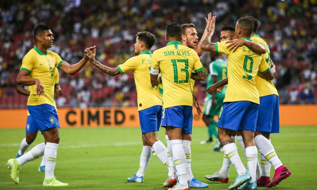 3.ª – Brasil (AP Images)