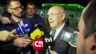 «Não me deixaram falar na Assembleia-Geral do Sporting»