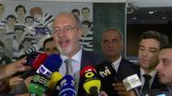 Rogério Alves defende continuidade de Frederico Varandas