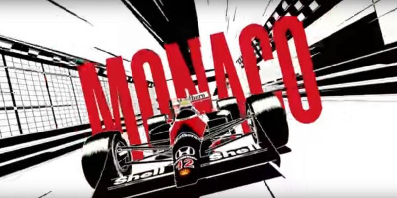 The finish line is never the end (reprodução YouTube Honda Racing F1)