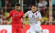 Turquia-Albânia