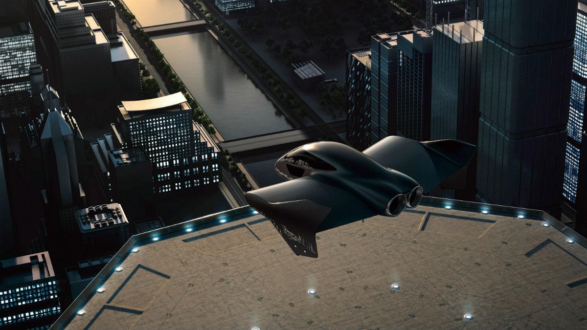 Porsche e Boeing colaboram na mobilidade aérea urbana