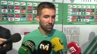 Moutinho: «É sempre especial voltar a Alvalade»