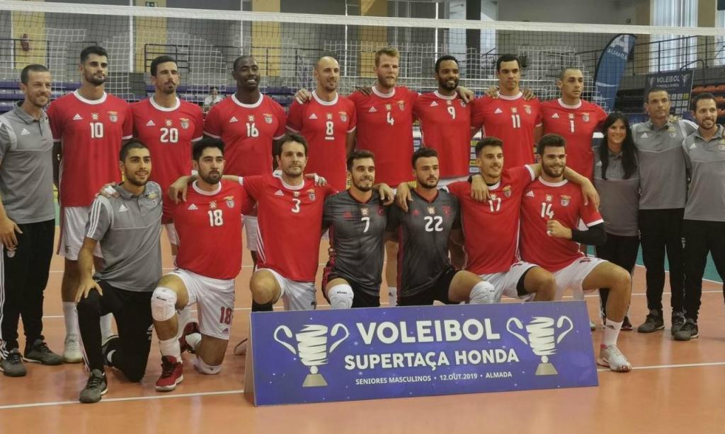 Voleibol do Benfica