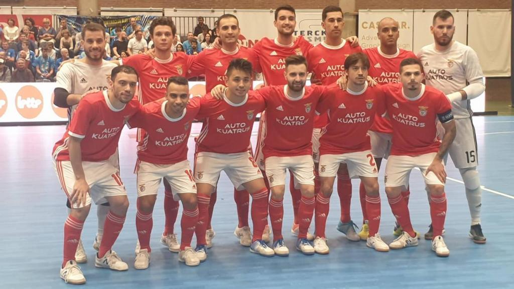 Futsal Benfica (Foto: SL Benfica)