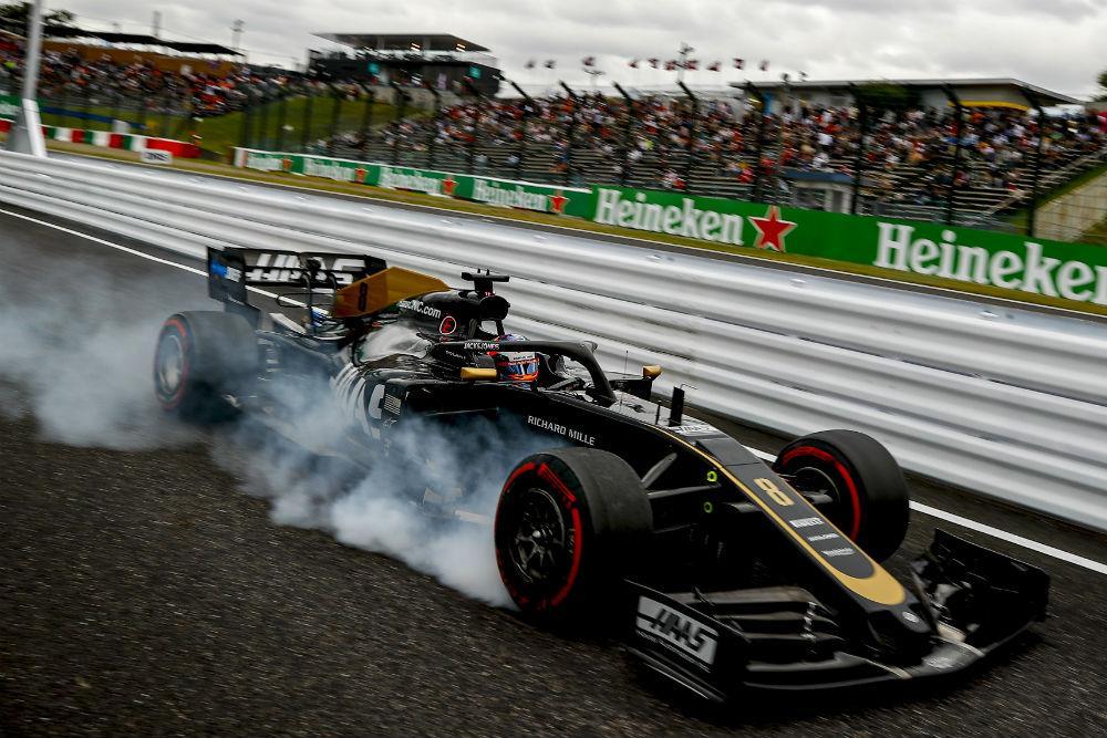 Romain Grosjean (Lusa)