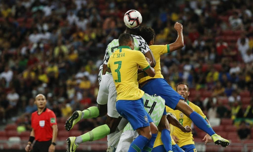 Brasil-Nigéria