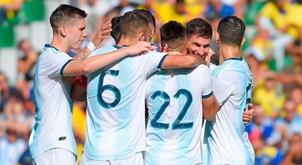 Seleção da Argentina