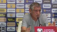 «Os jogadores de Portugal já não ficam aterrorizados com estes jogos»