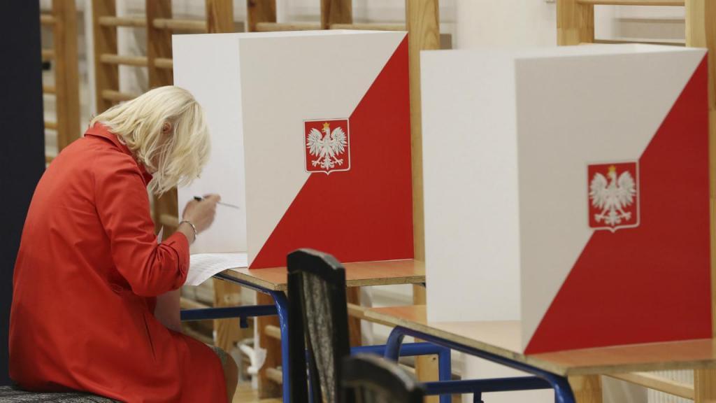 Eleições na Polónia