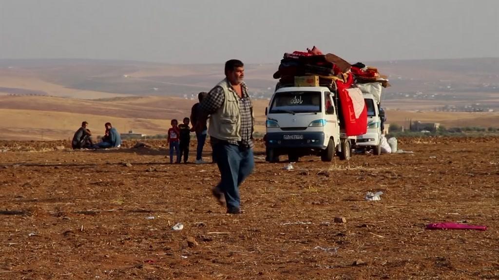 Síria: forças de Assad avançam rumo à fronteira com a Turquia