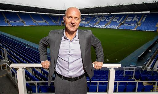 Mark Bowen é o novo treinador do Reading (foto: Reading)
