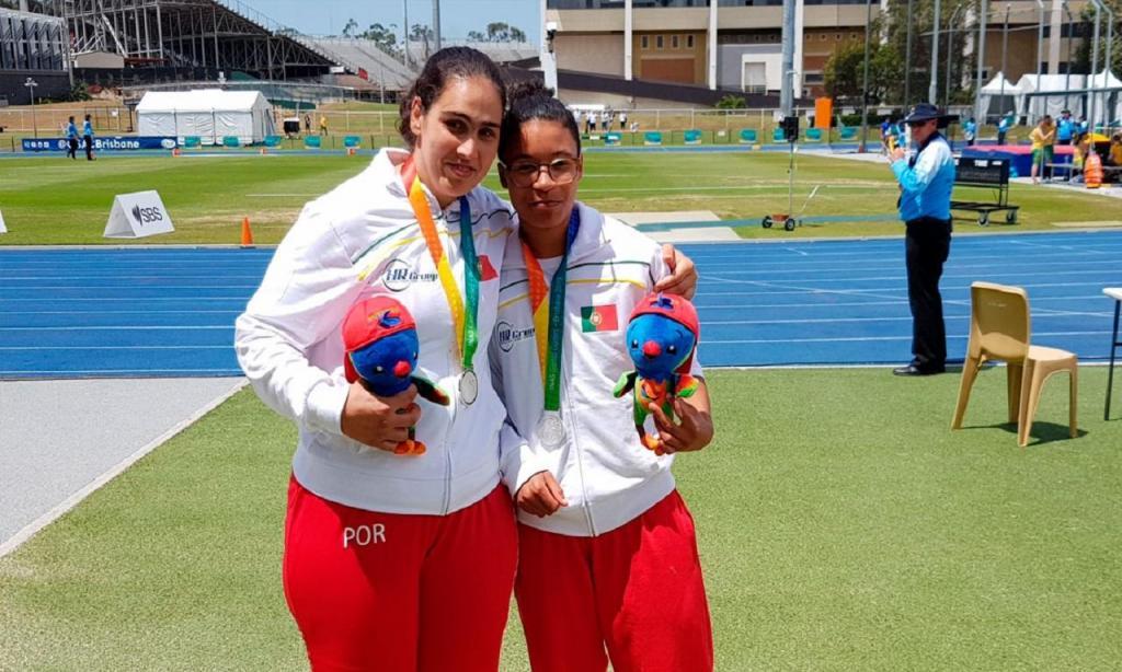 Ana Filipe e Inês Fernandes (FP Atletismo)