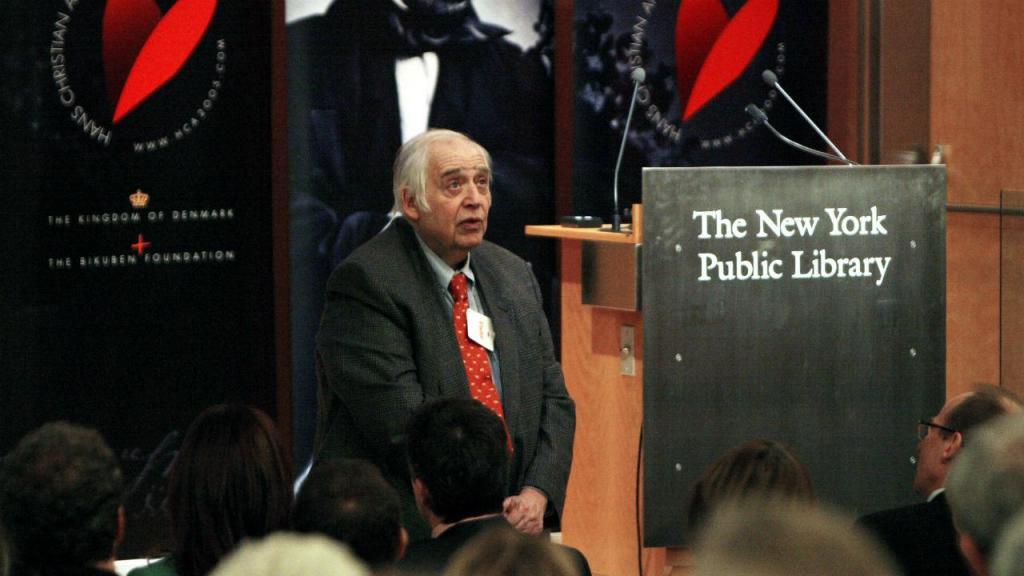 Harold Bloom morreu aos 89 anos