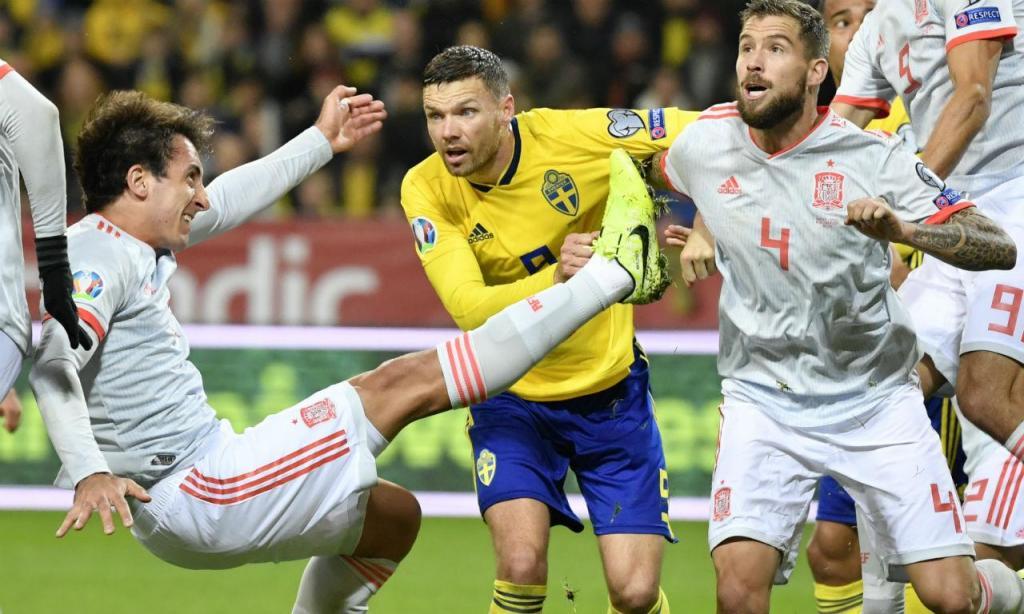 Suécia-Espanha (Lusa)