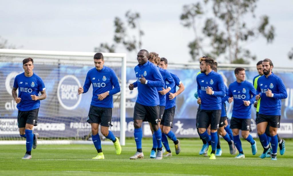 Treino do FC Porto - 15 de outubro (FC Porto)