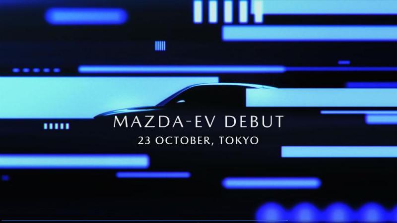 Mazda elétrico