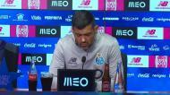 «Não podemos jogar só com oito, houve muitos jogadores nas seleções»