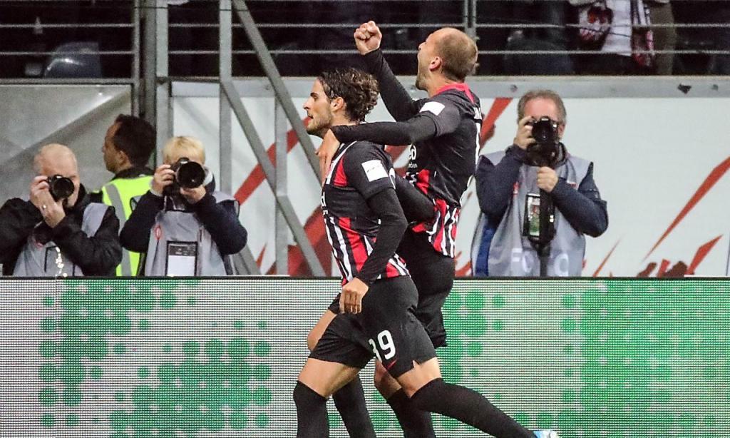 Eintracht Frankfurt-Bayer Leverkusen