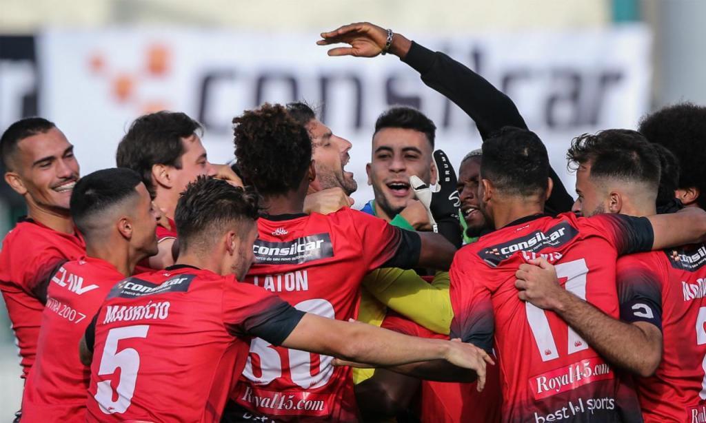 Sintra Football-Vitória de Guimarães