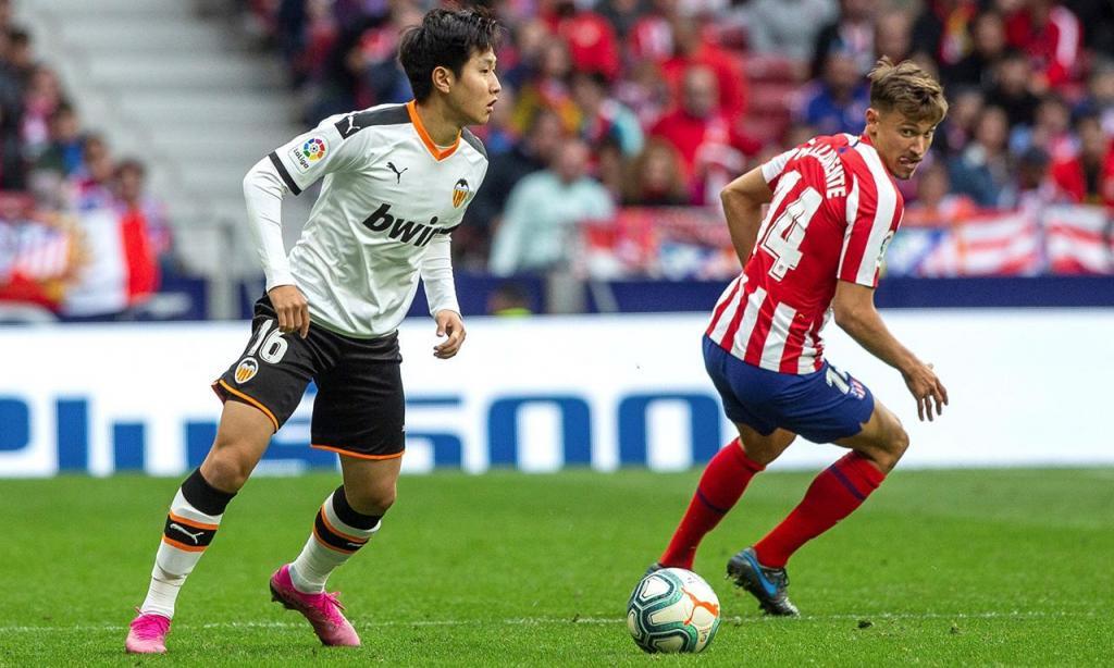 Atlético Madrid-Valência