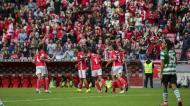 Futebol feminino: Benfica-Sporting