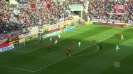 Os melhores momentos do empate do Bayern em Augsburgo (2-2)