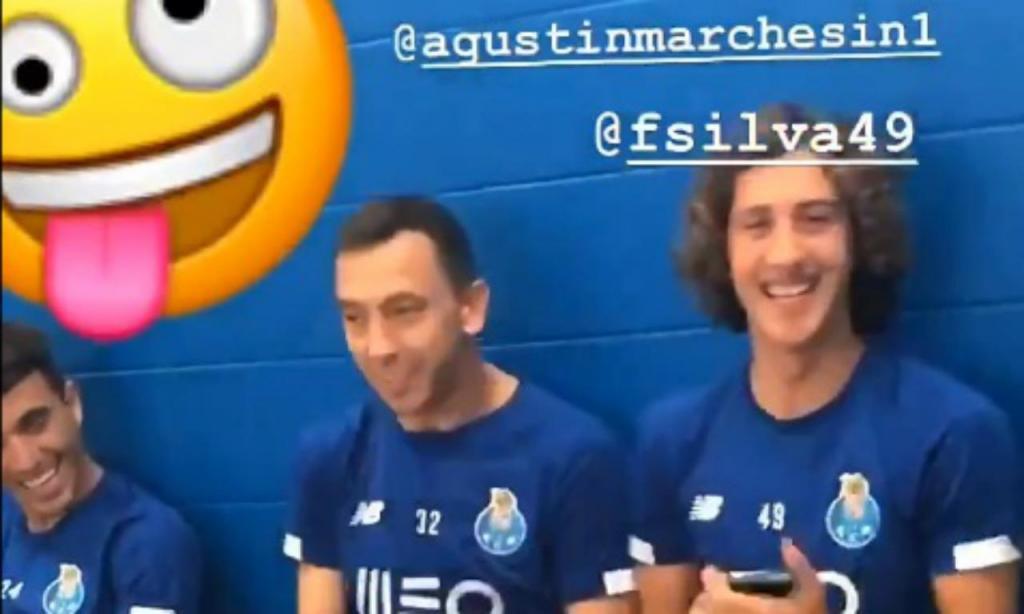 Fábio Silva e Marchesín