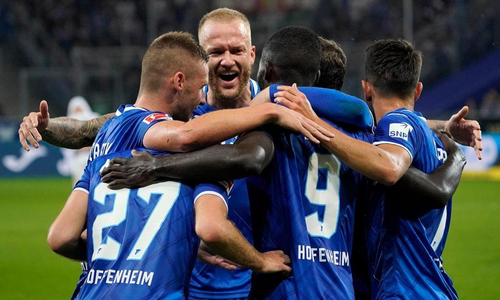 Hoffenheim-Schalke
