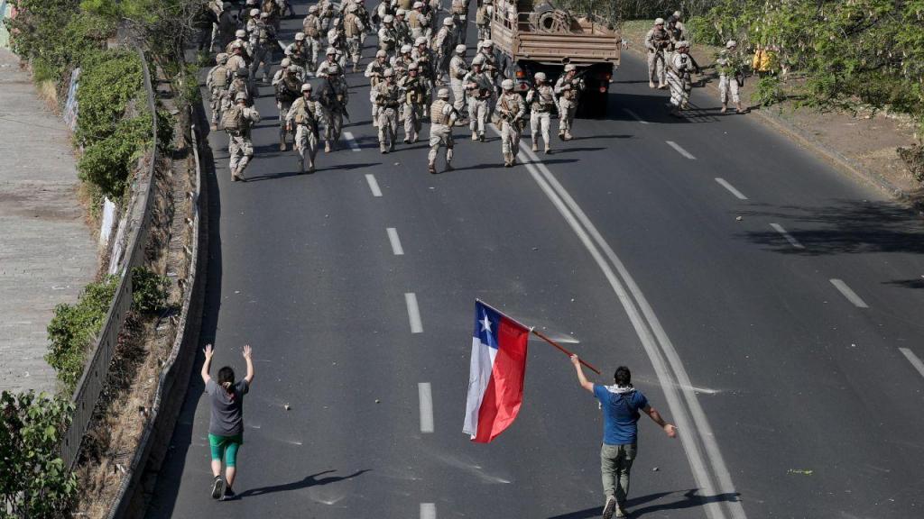 Chile Protestos
